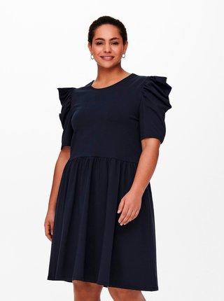 Modré šaty ONLY CARMAKOMA