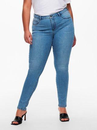Světle modré skinny džíny ONLY CARMAKOMA