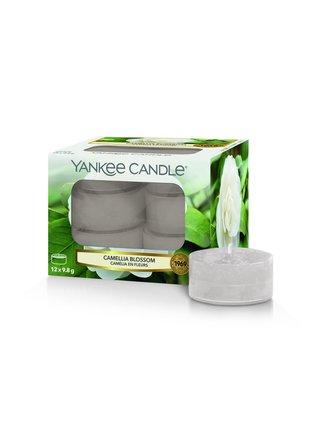 Yankee Candle vonné čajové sviečky Camellia Blossom