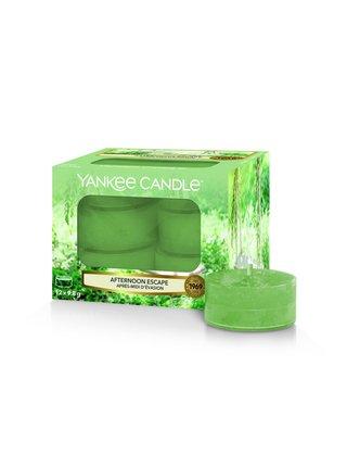 Yankee Candle vonné čajové sviečky Afternoon Escape