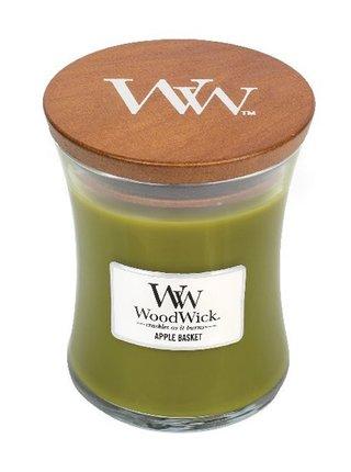 WoodWick vonná svíčka Apple Basket střední váza