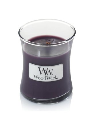 WoodWick vonná svíčka Fig malá váza
