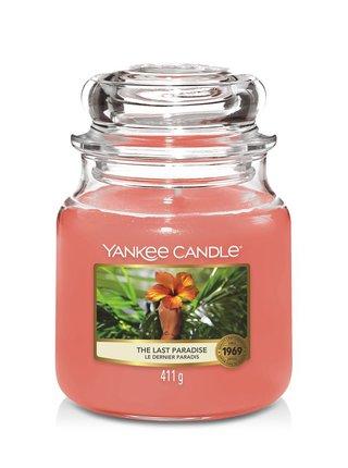Yankee Candle vonná svíčka The Last Paradise Classic střední