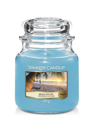 Yankee Candle vonná sviečka Beach Escape Classic stredná
