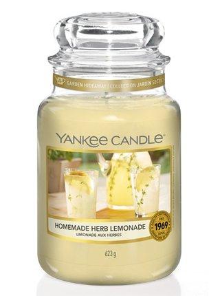 Yankee Candle vonná sviečka Homemade Herb Lemonade veľká