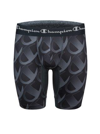 CHAMPION PERFORMANCE PREMIUM BOXER - Pánské sportovní boxerky - černá