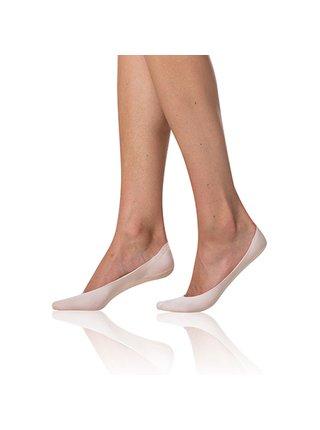 COMFORT BALLERINAS - Balerínkové ponožky - tělová