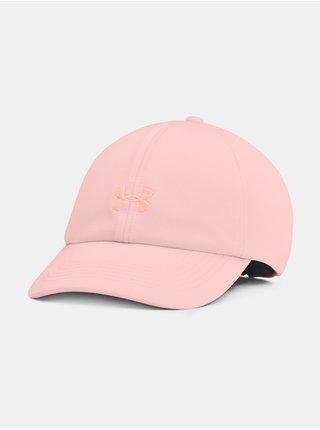 Kšiltovka Under Armour Play Up Cap - růžová