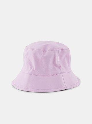 Světle fialový klobouk Pieces Lalla
