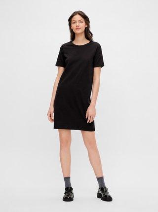 Šaty pre ženy Pieces - čierna