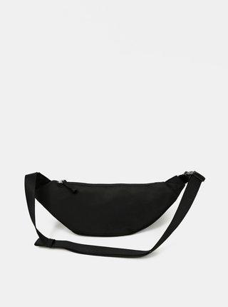 Čierna ľadvinka s logem Calvin Klein