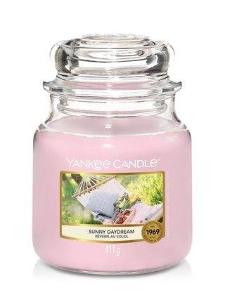 Yankee Candle vonná svíčka Sunny Daydream Classic střední