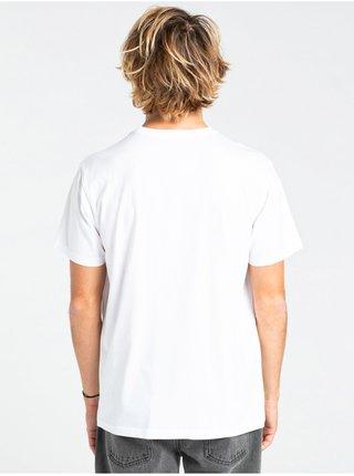 Billabong HELL RIDE white pánské triko s krátkým rukávem - bílá