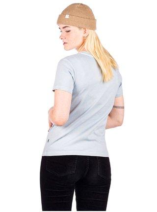 Vans VISTA VIEW CREW BALLAD BLUE dámské triko s krátkým rukávem - modrá