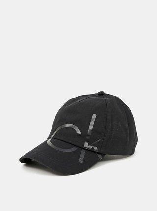 Calvin Klein černá pánská kšiltovka BB Cap