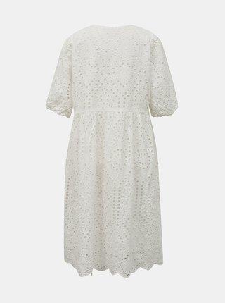 Ichi biele šaty Ihfionn