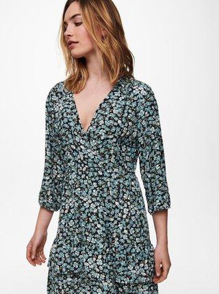 Šaty na denné nosenie pre ženy ONLY - modrá