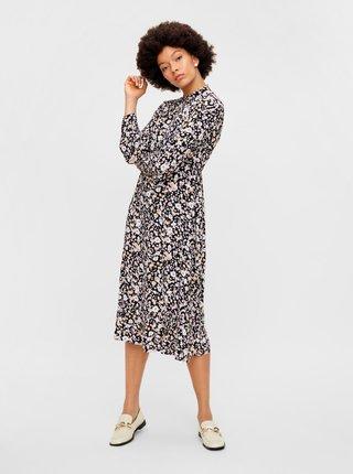 Šaty na denné nosenie pre ženy Pieces - čierna