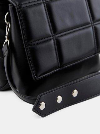 Černá crossbody kabelka Pieces Tabita