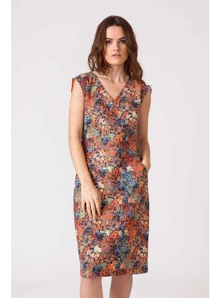 Farebné šaty SKFK Zerua