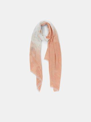 Meruňkový šátek Pieces Terra