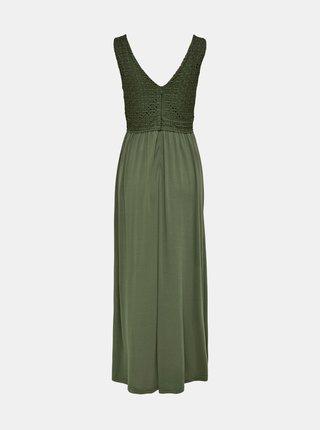 Letné a plážové šaty pre ženy Jacqueline de Yong - zelená