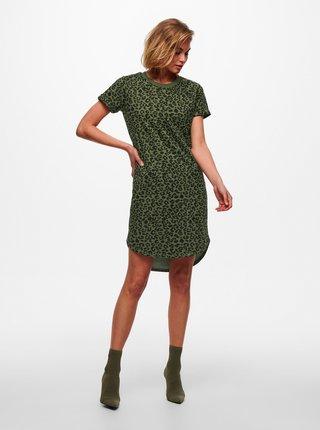 Voľnočasové šaty pre ženy Jacqueline de Yong - zelená