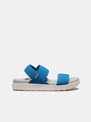 Modré dámské sandály Keen