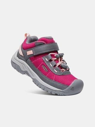 Růžové holčičí boty Keen