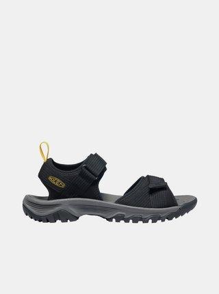 Čierne pánske sandále Keen