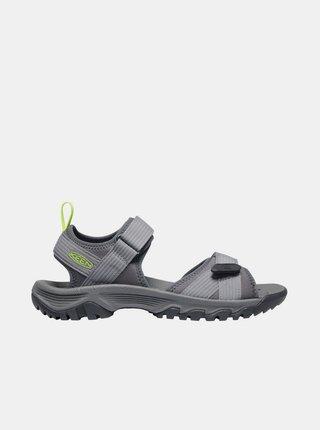 Šedé pánske sandále Keen