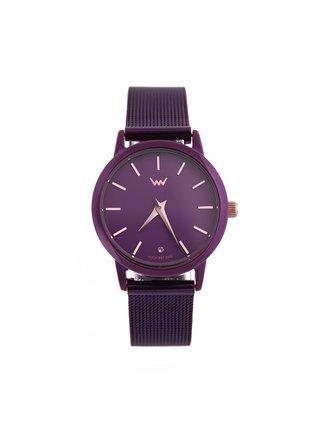 Vuch fialové hodinky Fleco