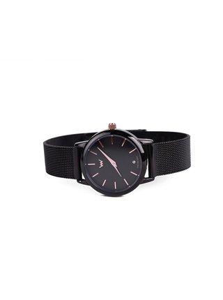 Vuch černé hodinky Marsh