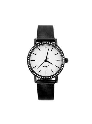 Vuch čierne hodinky Sigrid