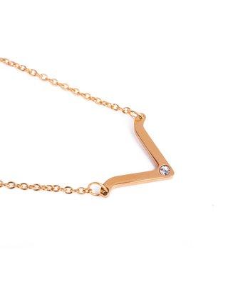 Vuch náhrdelník Visage Gold