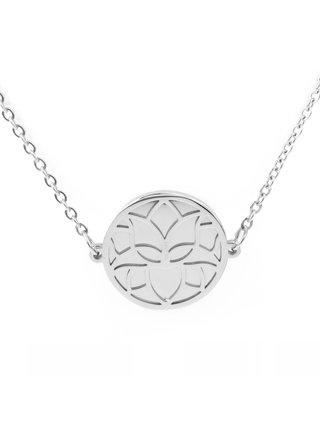 Vuch náhrdelník Planty Silver