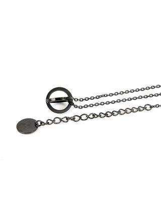 Vuch náhrdelník Ball Black