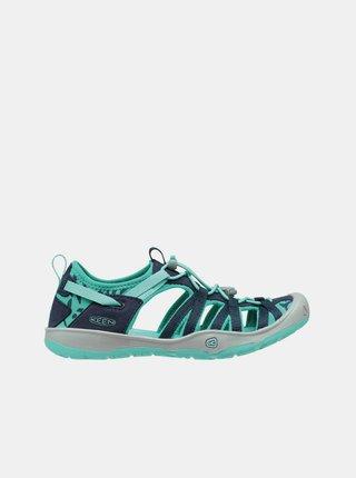 Modré detské sandále Keen