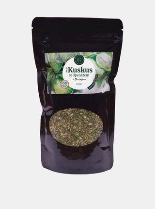 Kuskus se špenátem a Moringou Herb & Me 250 g (6 porcí)