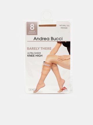 Tělové punčochové podkolenky Andrea Bucci 8 DEN