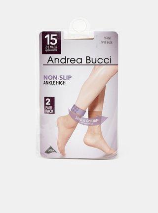 Dva páry tělových ponožek Andrea Bucci