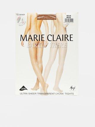 Tělové punčochové kalhoty Marie Claire 10 DEN