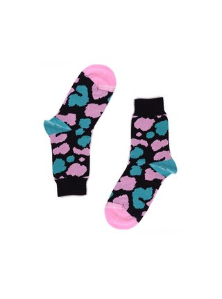 Vuch čierne ponožky Feety