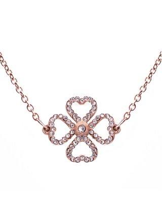 Vuch náhrdelník Liny Rose Gold