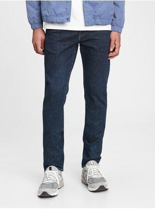 Modré pánské džíny GapFlex slim jeans with Washwell