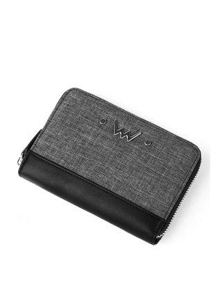 Vuch šedá peněženka Jane