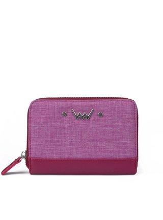 Vuch růžová peněženka Cherryl