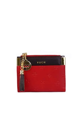 Vuch červená malá peněženka Gabri