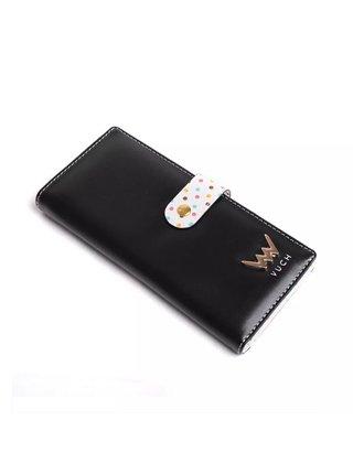 Vuch černá peněženka Dark Desire