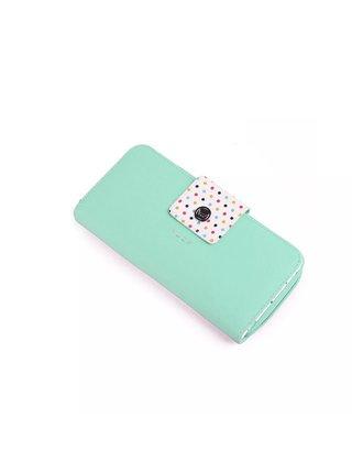 Vuch světle zelená peněženka Billie Bluebell